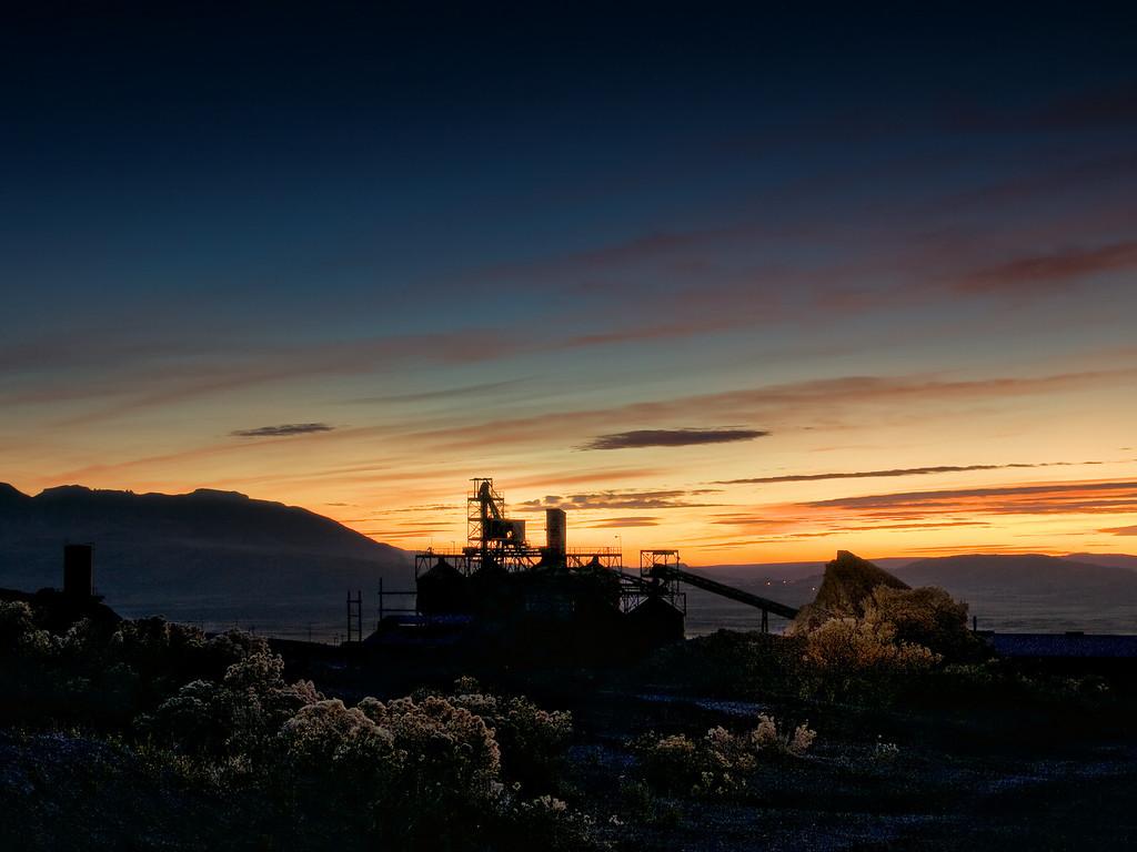 of distant days @ Marblehead, Utah