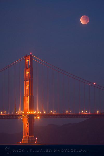 Lunar Eclipse, December 6, 2011