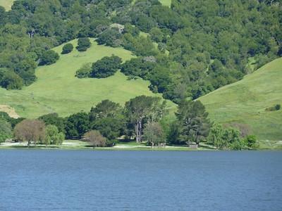 Stafford Lake, Novato