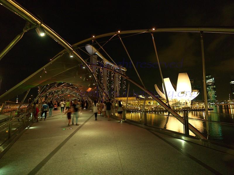 Singapore Marina Bay Sands Esplanade