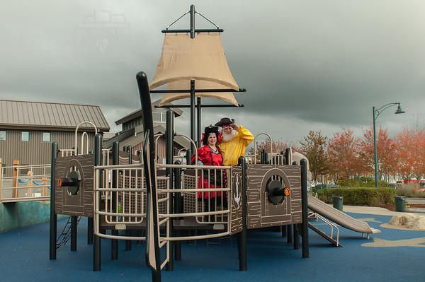 Marine Park Playground Opening