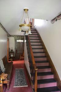 Markle home main hall