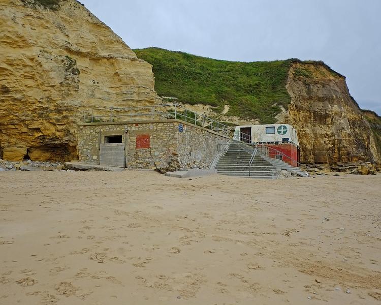 Marsden Grotto and Beach
