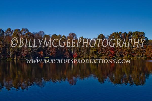 Centennial Lake - 30 Oct 2011