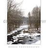 Ellicott City - Pataspco State Park - White Vertical