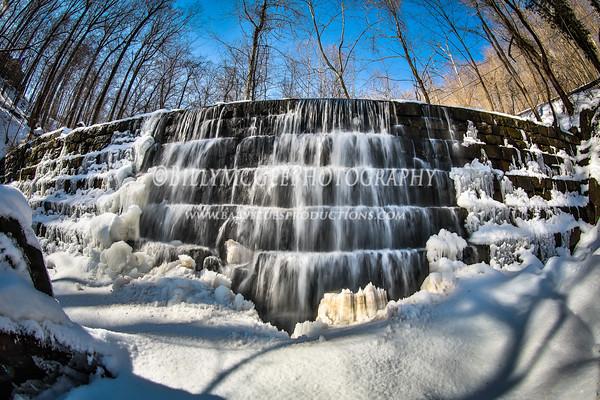 Patapsco in Snow - 14 Feb 2014
