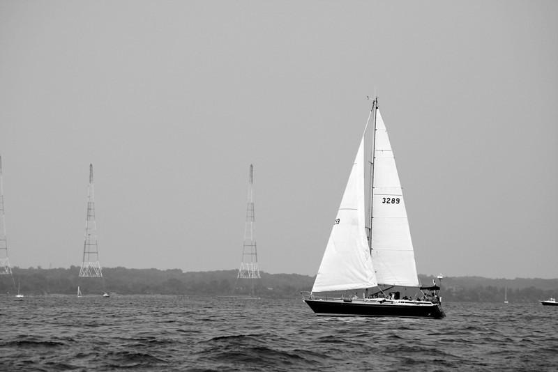 Sailing on the Chesapeake