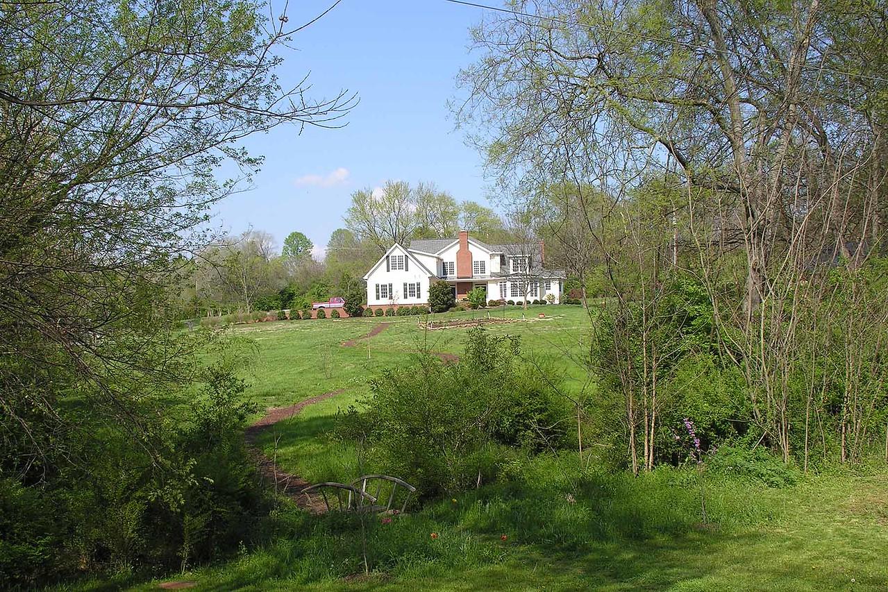 Dr. Garman's house