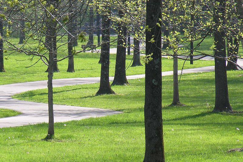 Greenbelt trail