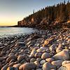 Boulder Beach Sunrise - Acadia NP - Maine<br /> iPhone photo