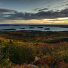 Early Morning on Cadillac Mountain - Acadia NP - Maine<br /> iPhone photo