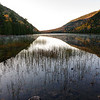 Bubbles Pond Sunrise - Acadia NP - Maine<br /> iPhone photo