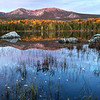 First light - Sandy Stream Pond - Baxter State Park - Maine<br /> iPhone photo