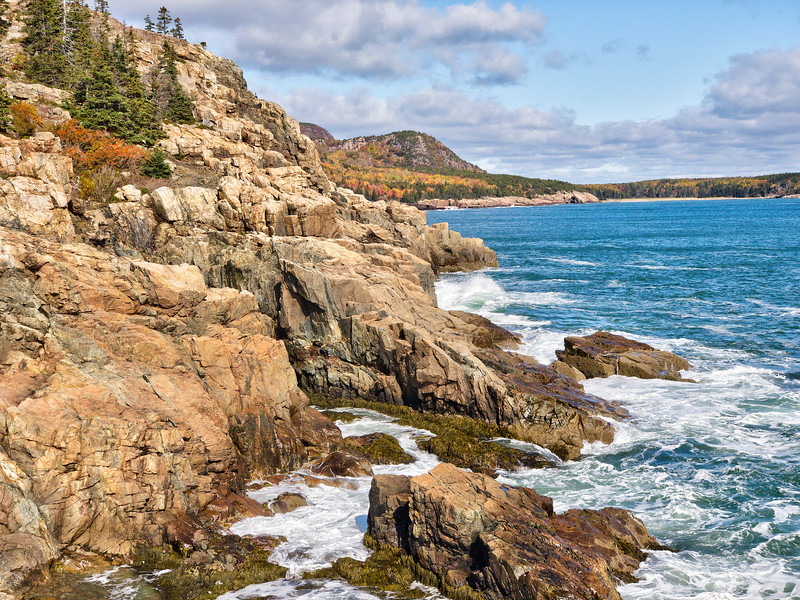 Otter Point View - Acadia NP - Maine<br /> iPhone photo