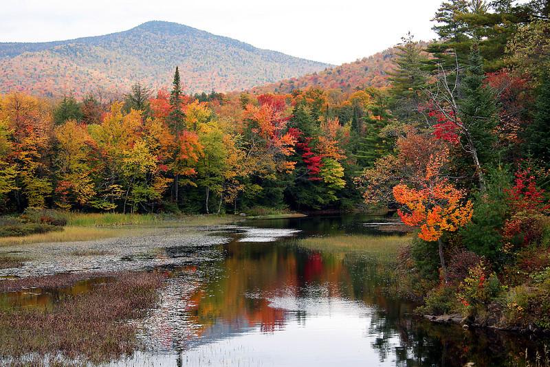 Fall Colors #2 - The Adirondacks, NY