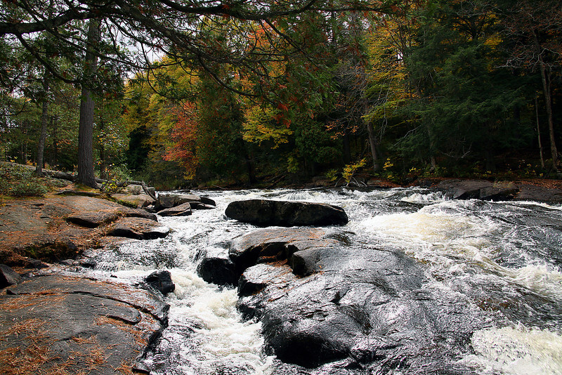 Buttermilk Falls - The Adirondacks, NY
