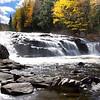 Buttermilk Falls - Long Lake, NY