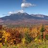 Mount Katahdin from Katahdin Woods & Waters National Monument - Maine<br /> iPhone photo