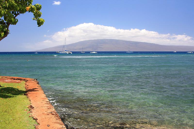 View of Lanai