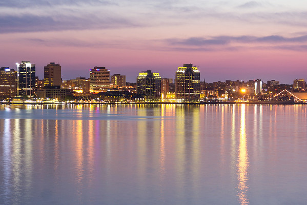 May 26th 2012 Halifax Nightscape