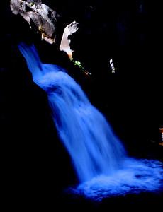 Altered Upper McCloud Falls