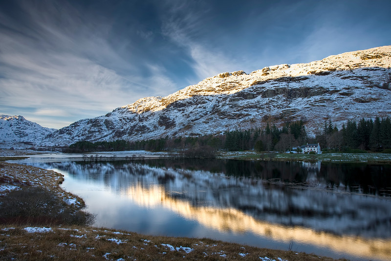 Glengyle in Winter