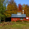 Sugar House in Fall