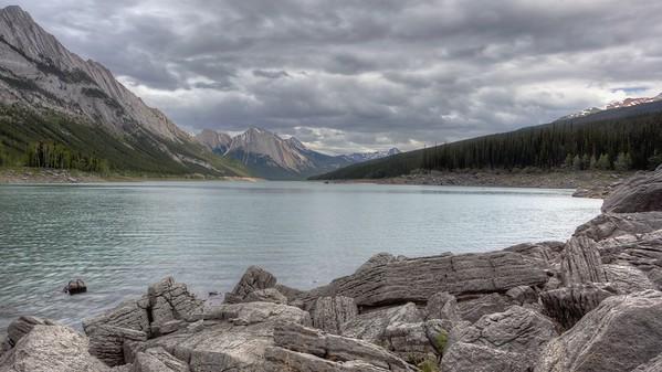 Medicine Lake Jasper Park