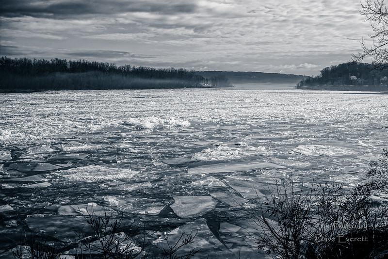 River and Beach Scapes January 19th 2015-10
