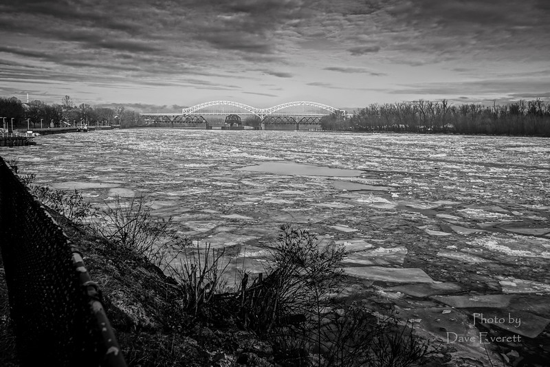 River and Beach Scapes January 19th 2015-2