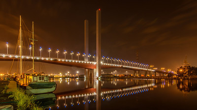 Bolte Bridge - Docklands