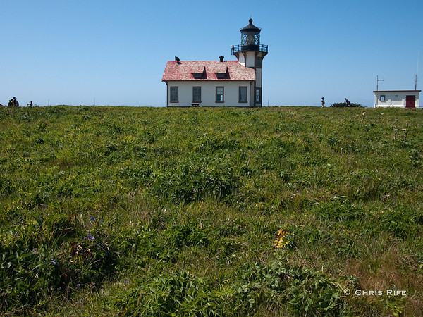 Little Lighthouse on the Prarie