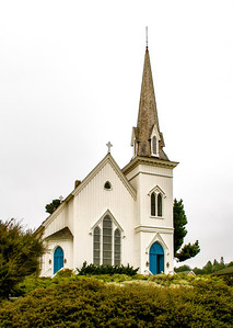 Mendocino Church