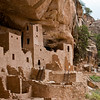 Cliff Palace.  Exit up not down.