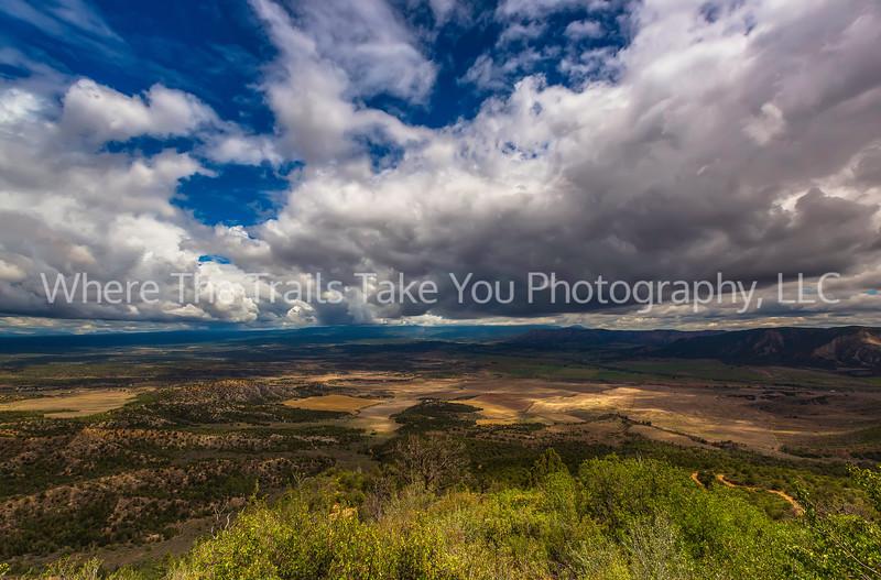 51.  The Mancos Valley