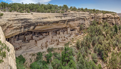 Cliff Palace - Mesa Verde National Park