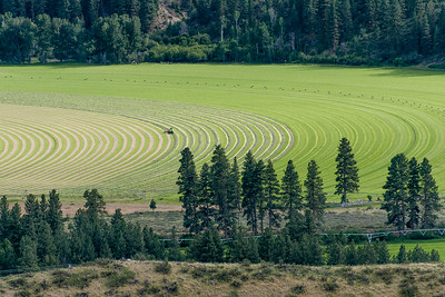 Methow Hay Rings