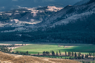 Methow Valley Hayfields