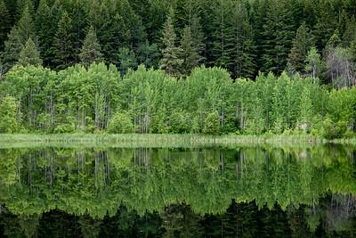 Aspen Lake, Methow Valley