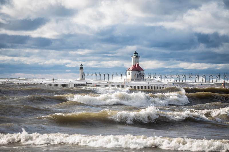 Saint Joseph Michigan Lighthouse