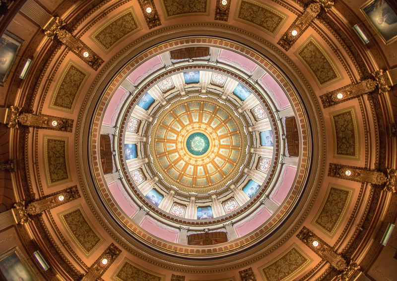 Michigan Capital - Dome