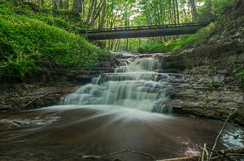 Mosquito River Trail Footbridge