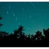 Stars near Interlochen State Park in Michigan.