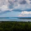 Lake Charlevoix in Northern Michigan.