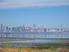 Looking across San Francisco Bay<br /> Oakland Middle Harbor 2016-06-11 at 10-20-35