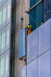 """Don't drop it!"" - Three Snowhill Construction"