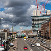 Birmingham Snow Hill, Panorama