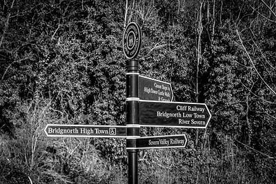 Signposts - Bridgnorth