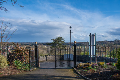 Bridgnorth - Castle Gardens