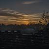 Sunset over Bridgnorth